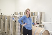 Winemaker Amanda Stefl