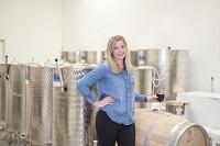 Winemaker Amanda Stefl