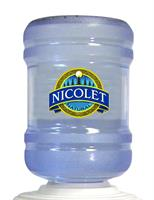 Nicolet Artesian Water - 5 gallon bottle