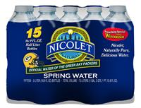 Nicolet Water - 5L/15 pack