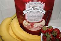Strawberry-Banana Pancake/Waffle Mix