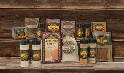 Signature Spices and Sweet Treats