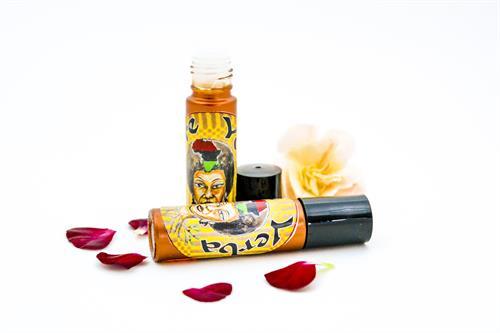 Healing Organic Roll-On Perfume Oils