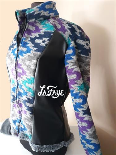 LaFaye Custom Zip-up Jackets