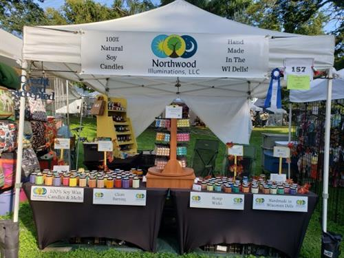 1st Place for Mixed Media category at WoZhaWa 2019, Wisconsin Dells, WI