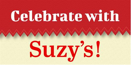 Suzy's Cream Cheesecakes and Distinctive Desserts
