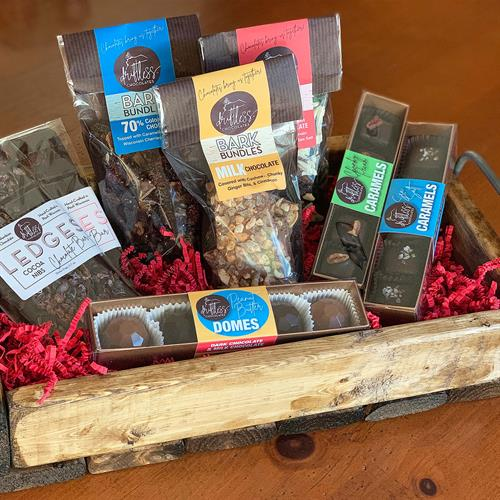 Driftless Chocolates Gift Boxes and Baskets