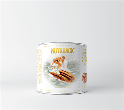 8oz. can Classic Nutkrack