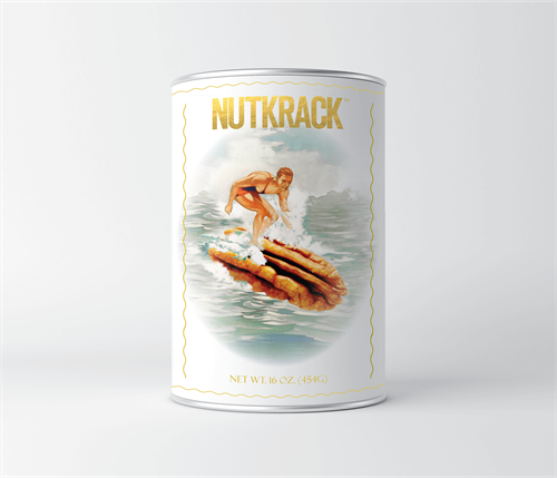 16oz. can Classic Nutkrack