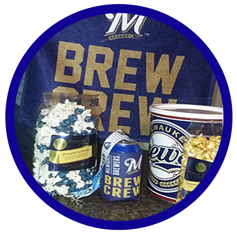 Brew Crew gift tin perfect for the Brewer fan in your life