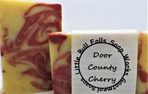 Door County Cherry Soap