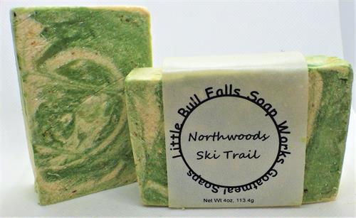 Northwoods Ski Trail Soap