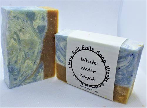 White Water Kayak Soap