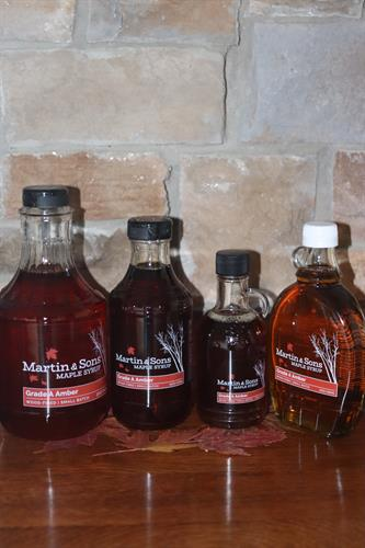 Martin & Sons Maple Syrup