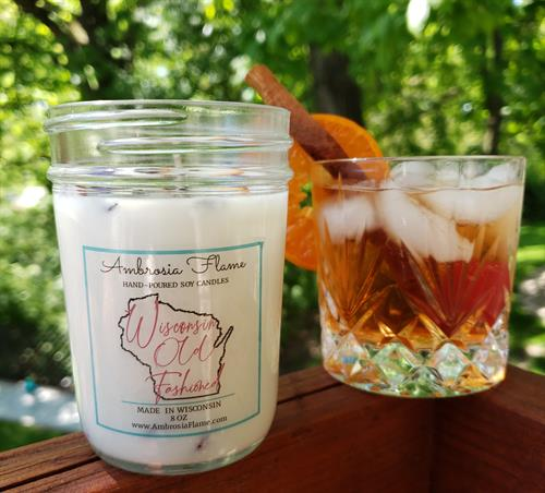 Wisconsin Old Fashioned Soy Candle