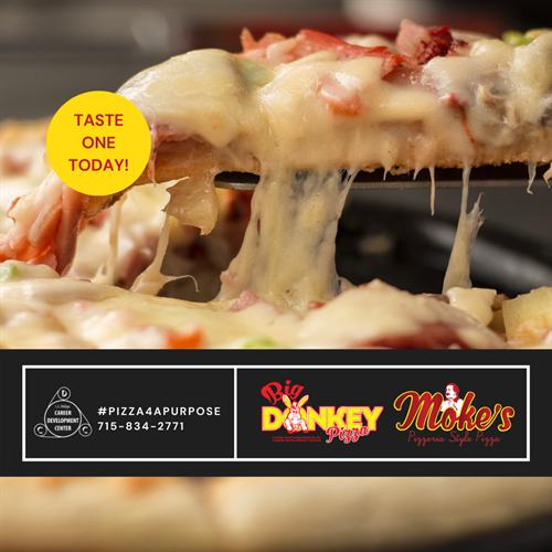 #Pizza4APurpose
