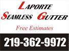 LaPorte Seamless Gutter