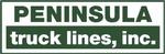 Peninsula Truck Lines Inc