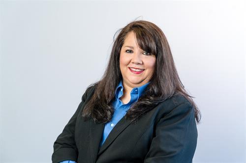 Robin Vega, Office Manager/Licensed Agent