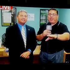 Ed Cantu KRIS TV Interview 1