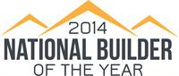 "Professional Builder magazine selected Goodall Homes as ""Builder of the Year"""