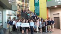 "Goodall Homes supports Second Harvest Food Bank's ""Hunger Free Summer"" program"