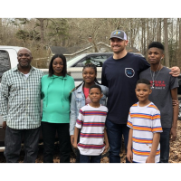 Water Well Trust Partnerships Fulfill Water Well Wishes for Virginia & Illinois Family