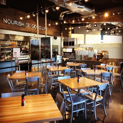 Cafe Zupas TI - Cottonwood Heights, Utah