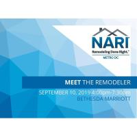 Meet the Remodeler