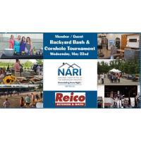 Backyard Bash & Cornhole Tournament 2020