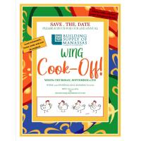 2nd Annual Wing Cook-Off Challenge