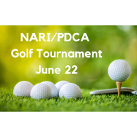 NARI/PDCA Golf Tournament...registration is waiting for you!