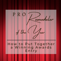 Educational Workshop -  How to Navigate the NEW Awards Portal & Tips for Creating a Winning Entry!