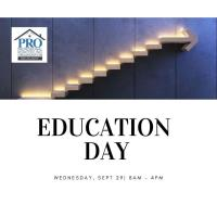 Education Day - The Next Level to Success