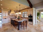 The heart of the home. Lighting consultant: Amanda Leonard