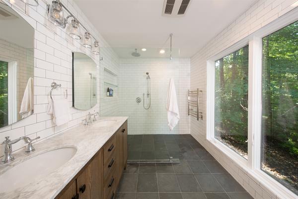 Great Falls Master Bathroom Remodel