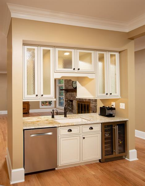 Great Falls Custom Kitchen Remodel