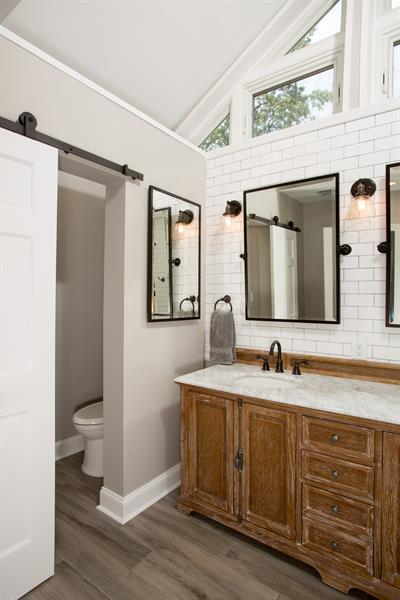 Arlington Master Bathroom Remodel