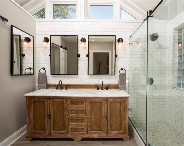 Arlington Master Bathroom Remodel