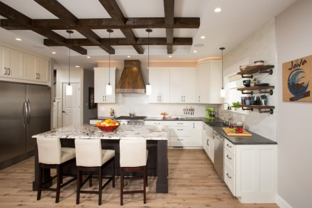 Kitchen Remodel - CotY Winner!