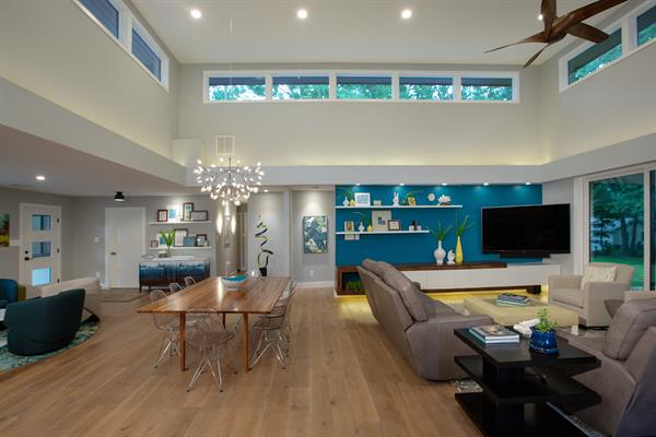 Whole House Remodel - Interior - Regional & National CotY Winner!