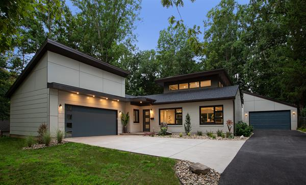 Whole House Remodel - Exterior - Regional & National CotY Winner!