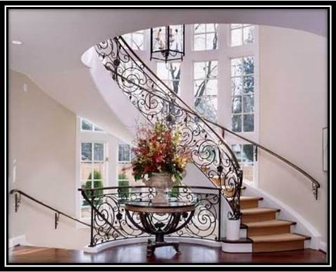 Curved, Straight & Spiral, Exotic Woods - Design Services - Professional Installation