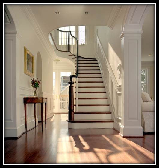 Stair & Railing Division provides  a full range of wood & metal stair & rail products