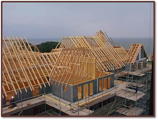 I-Joist & LVL Beams, Structural Steel, Floor & Roof Truss Components