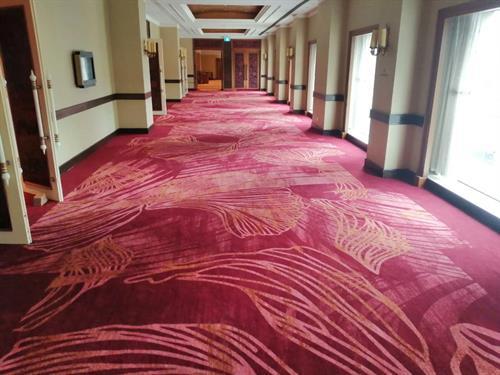 Shangri-la Yangon Hotel Ballroom Corridor