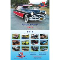 The 7th Annual Classic Vehicle Calendar Released by NAC