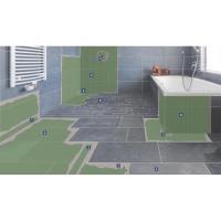 UZIN Introduces NEW! WP Hydrostop Waterproofing Sheet Membrane