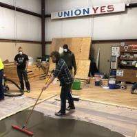 ARDEX Americas supports INSTALL with Polished Toppings Training