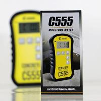 Wagner Meters Introduces New C555 Concrete Moisture Meter